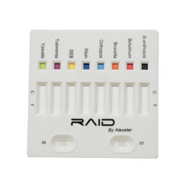 RAID 8 Multi Agent Detection Kit