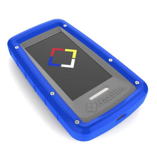 HazSim GO Trainer Handheld Gas Detector hazmat resource