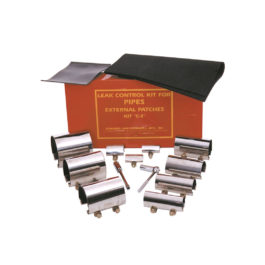 Pipe Patching Kit 1/2″- 4″ Pipes