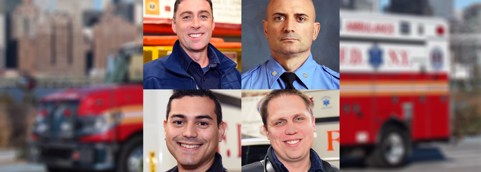 HAZMAT News: Man rescued from basement filled with CO, 4 FDNY paramedics nominated for an award.