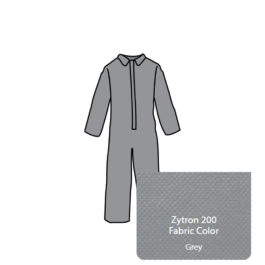 Zytron 200 – Coveralls Zipper Front, Collar