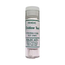 Oxidizer Test Paper